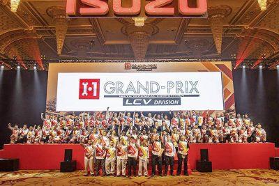 Grand-Prix Isuzu WTC-2018