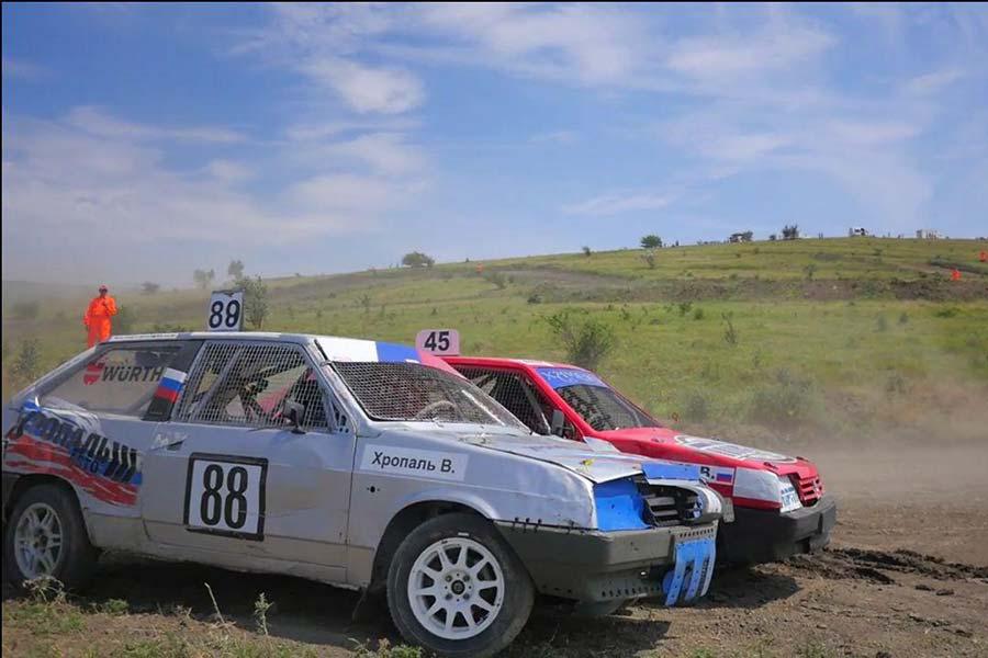 III этап чемпионата Ставропольского края по автокроссу